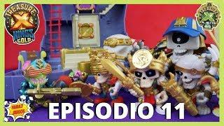 Treasure X Aventuras Ep 11 LA DERROTA de los Treasure X Aliens vs Kings Gold