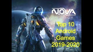 TOP 10 Android Games Same As PC Games    High Graphics (Offline/Online)    2019&2020