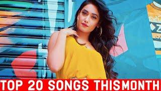 TOP 20 SONGS OF THE MONTH JANUARY 2021 | NEW JANUARY SONGS 2021 | LATEST PUNJABI SONGS 2021 | T HITS