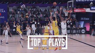 Top Plays of the Month (August 2020)
