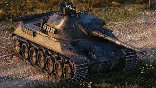 World of Tanks TVP T 50/51 - 3 Kills 10,5K Damage