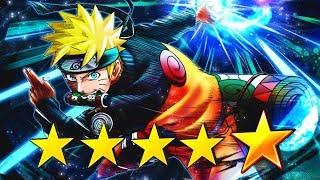 * NARUTO UZUMAKI FINAL FORM FIVE ⭐  * | ** Naruto Ninja Tribes