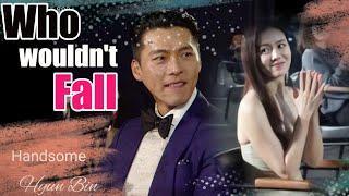 Who wouldn't fall to handsome Hyun Bin? / Hyun Bin  ❤️  Son Ye-jin - 현빈 ❤️ 손예진