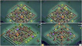 Top 10 Builder Hall (Level 8) Bases |