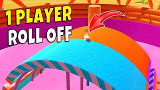 *VERY RARE* 1 PLAYER ROLL-OFF!! - Fall Guys WTF & Funny Moments #250 (season 3)