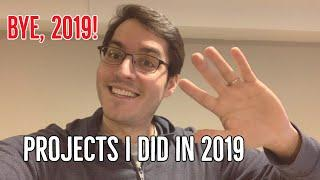 2019 in Review | Hand Tool Woodworking
