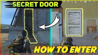 [SECRET DOOR] in PUBG Mobile Lite | Top 10 Secret Hidden Location in PUBG Mobile Lite |