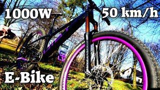 Making a High-Power Electric Bike