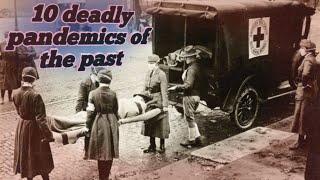 top 10 diseases that could end humanity| इतिहास में 10 सबसे घातक महामारी | bad pandemic