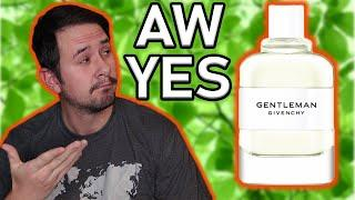 CLEAN FRESH & SWEET - GIVENCHY GENTLEMAN COLOGNE REVIEW | A POTENTIAL SPRING KING