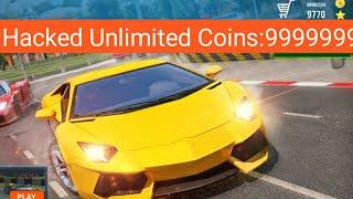 How to hack unlimited coins in boost car racing without root explained_Car racing android game new