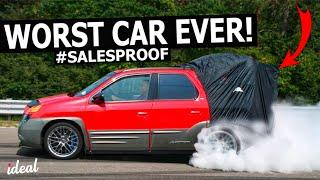 The WORST Cars That DID NOT Sell... Complete Sales Flops!