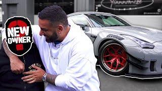 Who Bought Their Dream Car; a Liberty Walk Nissan GT-R!