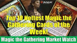 MTG Market Watch Top 10 Hottest Cards of the Week: Magus of the Vineyard and More
