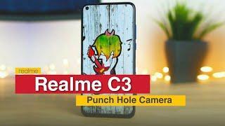 Realme C3 - Quad Camera, Punch Hole camera, price, release date in INDIA   Realme C3