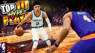 TOP 10 PLAYS & HYPE Moments Of The Week #55 - NBA 2K21 Highlights & Funny Moments