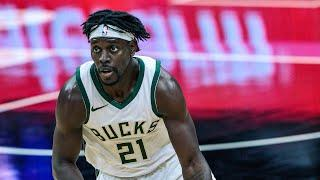 Highlights: Bucks 129 - Kings 128   Jrue Drops Season-High 33 Points   4.3.21