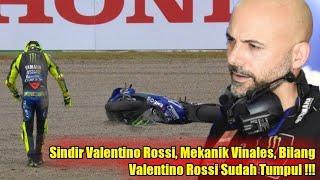 Valentino Rossi Sudah Tumpul, Saatnya Maverick Vinales menjadi Ujung Tombak Yamaha