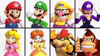 Mario Party  the top 100 MiniGames | Mario Vs Yoshi Vs Luigi Vs Rosalina (Master Difficulty)#9