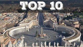 Top 10 piazze più belle in Italia