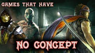 Games That Have No Concept | This games make no sense | In HINDI