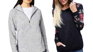 Top 10 Women's Fashion Hoodies | Best Women's Fashion Hoodies For 2020