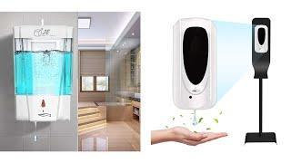 Best Automatic Hand Sanitizer Dispenser   Top 10  Automatic Hand Sanitizer Dispenser for 2020-21  