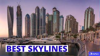 Top 10 Cities With the Most SKYSCRAPERS in the World - 150 Metres +