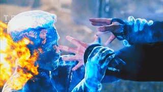 Top 10 Badass Iceman Scenes (X-Men)