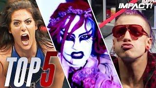 Top 5 Must-See Moments from IMPACT Wrestling for Feb 4, 2020 | IMPACT! Highlights Feb 4, 2020
