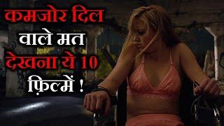Top 10 Best Hollywood Horror Movies According To IMDB Ratings | Dubbed in Hindi
