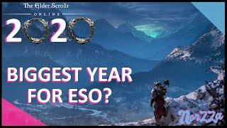 ELDER SCROLLS ONLINE 2020 - TOP 10 REASONS WHY YOU SHOULD PLAY
