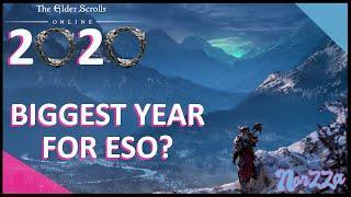 ELDER SCROLLS ONLINE 2020 - TOP 10 REASONS WHY YOU SHOULD PLAY