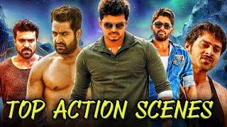 Top Action Scenes | Best Fight Scenes |Back To Back |Allu Arjun, Prabhas, Jr NTR, Ram Charan, Vijay