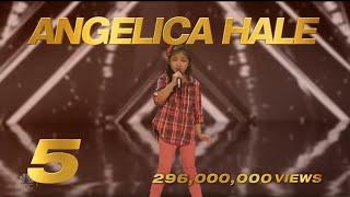 America's Got Talent 2020 Angelica Hale Number 5 AGT Top 15 Viral Memorial Moments S15E10