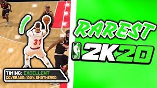 10 RAREST 3 Pointers In NBA 2K20