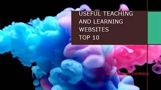 Top 10 Educational Websites Must for students and teachers
