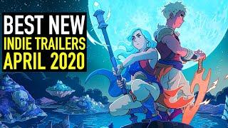 Top 10 Indie Game Trailers You Should Watch this April 2020 - Part 2