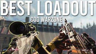 Call of Duty Warzone Best Loadout