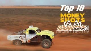 Top 10 Money Shots - Kalgoorlie Desert Off Road Race 2019