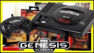 Sega Genesis Games [Top 10 Best Sega Genesis Games]