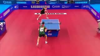 Top 10 Best Table Tennis Points