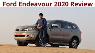 Ford Endeavour 2020 || Detailed Review|| मिलें दुनिया के पहले 10 Speed Automatic से