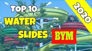 Top 10 Most Dangerous Water Slides That Will Blow Your Mind - Dangerous Waterslides (2020)