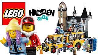 Top 10 LEGO Hidden Side Sets!