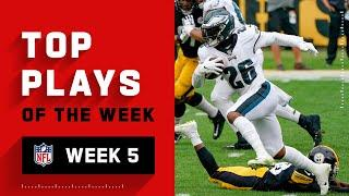 Top Plays from Week 5 | NFL 2020 Highlights
