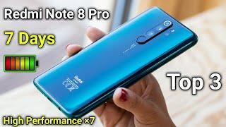 Redmi Note 8 Pro Top 3 Battery Saving Setting | Redmi Note 8 Pro Battery Drain Problem Solve 100% |