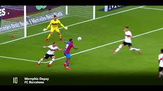 Top 10 goals of the week - August 2021 #1