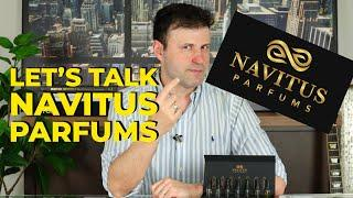 NAVITUS PARFUMS First Impressions | MAX FORTI