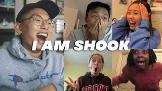 REACTING TO MY SUBSCRIBER'S COLLEGE DECISION REACTIONS